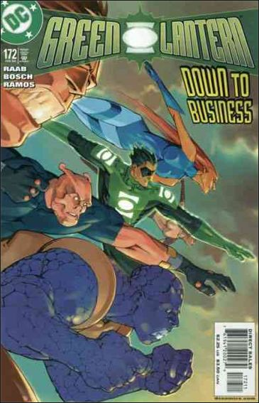 Green Lantern (1990) 172-A by DC