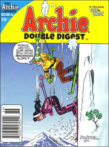 Archie's Double Digest Magazine 236-A by Archie