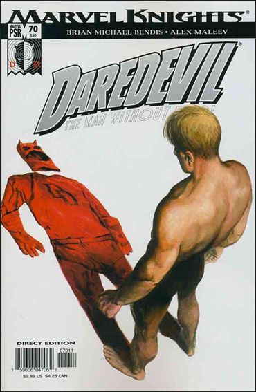 Daredevil (1998) 70-A by Marvel