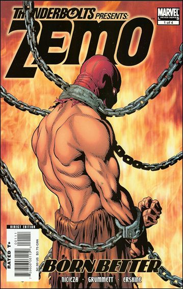 Thunderbolts Presents: Zemo - Born Better 1-A by Marvel