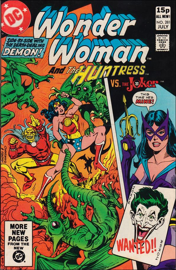 Wonder Woman (1942) 281-B by DC
