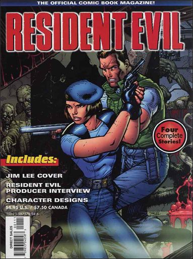 Resident Evil (1998) 1-A by Image