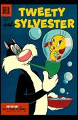 Tweety and Sylvester (1951) 10-A