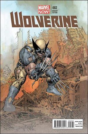 Wolverine (2013) 2-B
