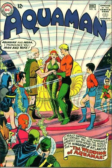 Aquaman (1962) 18-A by DC