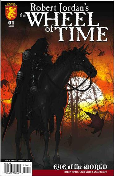 Robert Jordan's The Wheel of Time: Eye of the World (2009) 1-B by Dabel Brothers (DB) Productions