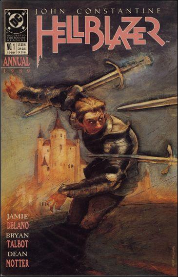 Hellblazer Annual 1-A by DC