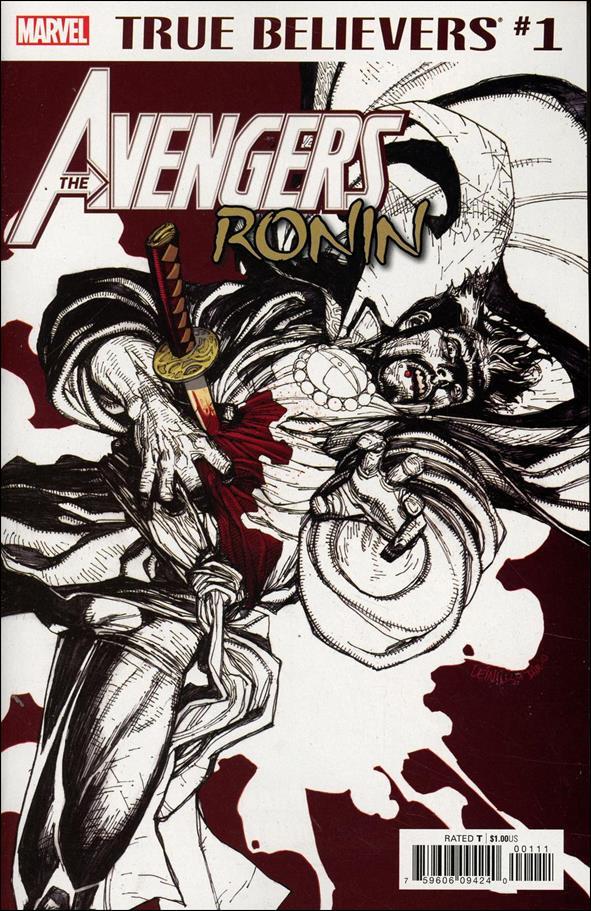 New Avengers (2005) 30-B by Marvel