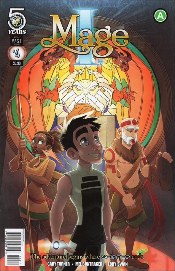 I Mage 4-A by Action Lab Entertainment