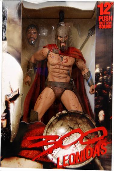 "300 (12"" Figure) Leonidas by NECA"