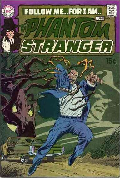 Phantom Stranger (1969) 7-A by DC