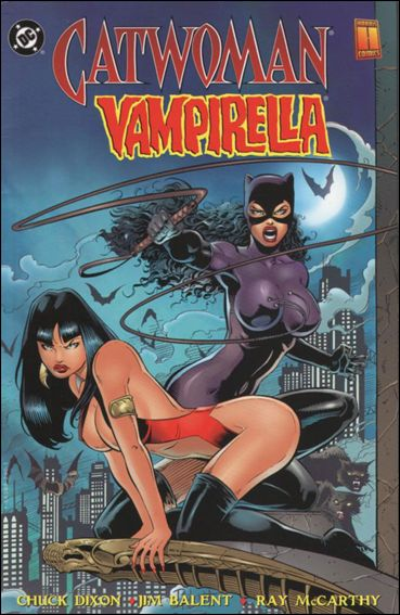 Catwoman/Vampirella: The Furies 1-A by DC