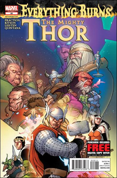 Mighty Thor 22-A by Marvel