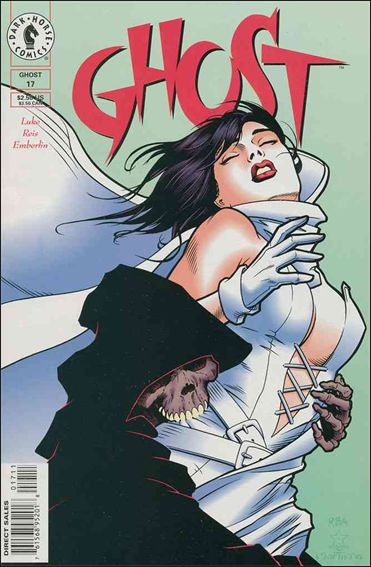Ghost (1995) 17-A by Dark Horse