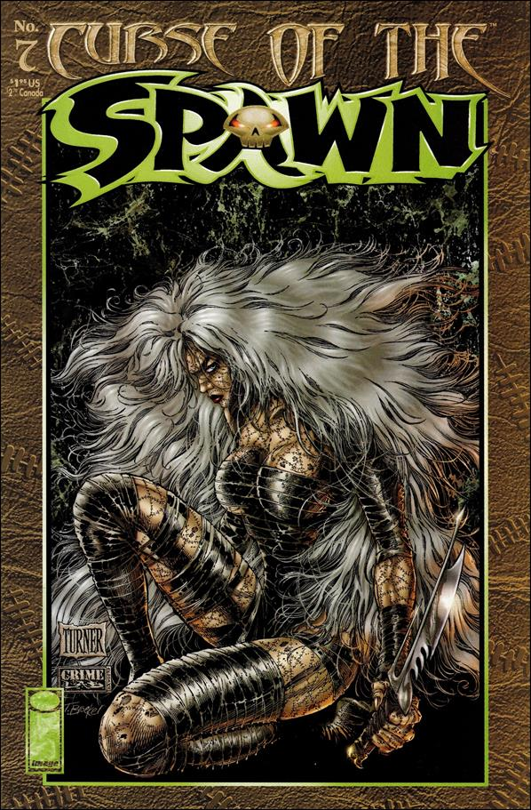 Curse of the Spawn 7-A by Image