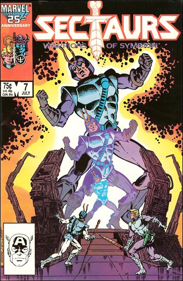 Sectaurs (1985) 7-A by Marvel