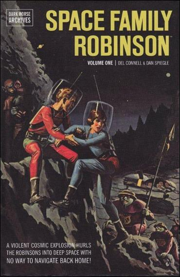 Space Family Robinson Archives 1-A by Dark Horse