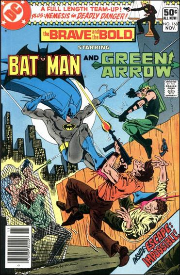 Brave and the Bold (1955) 168-A by DC