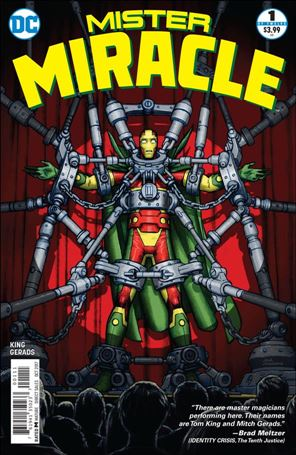 Mister Miracle (2017) 1-A