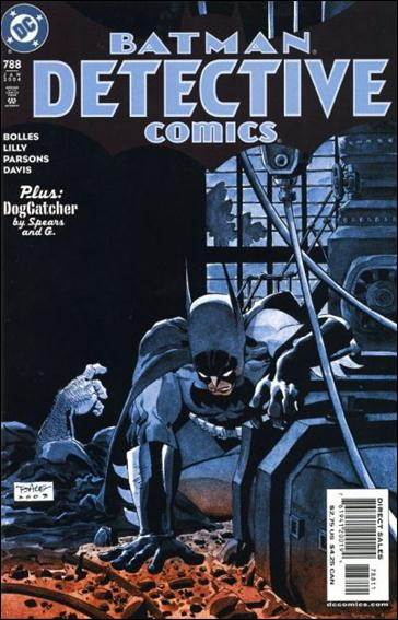 Detective Comics (1937) 788-A by DC