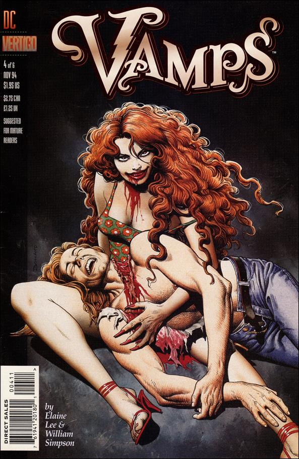 Vamps 4-A by Vertigo