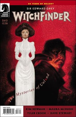 Witchfinder: The Mysteries of Unland 3-A