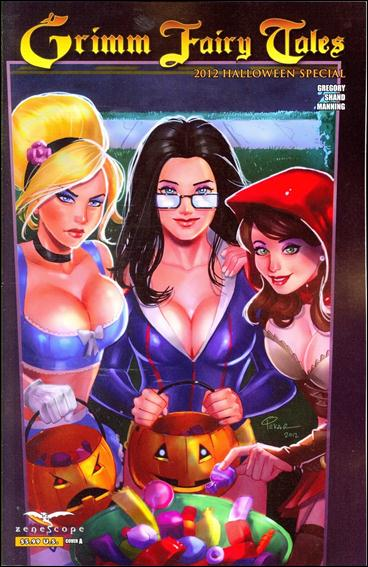 Grimm Fairy Tales: Halloween Special 2012-A by Zenescope Entertainment