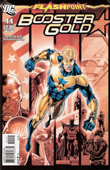 Booster Gold (2007) 44-B by DC