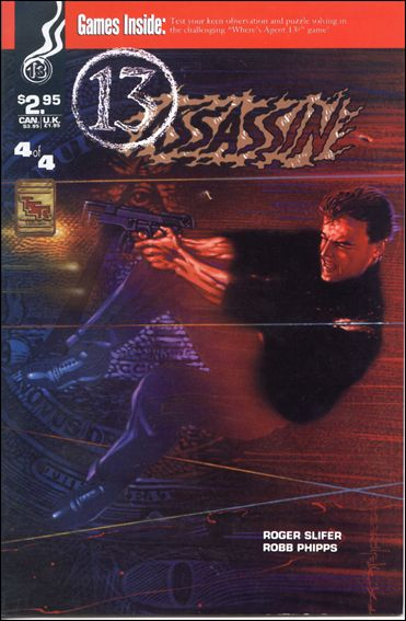 13: Assassin Comics Module 8-A by TSR