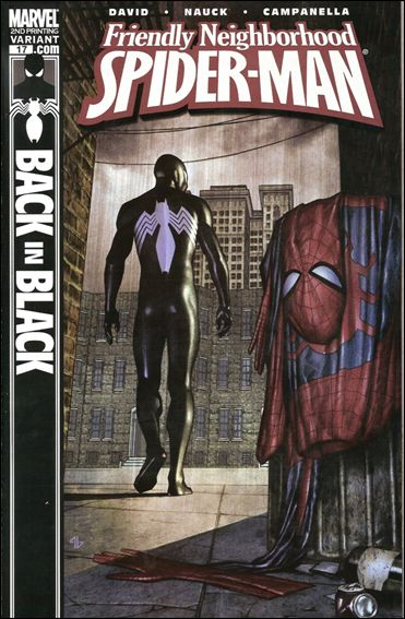 Friendly Neighborhood Spider-Man 17-B by Marvel
