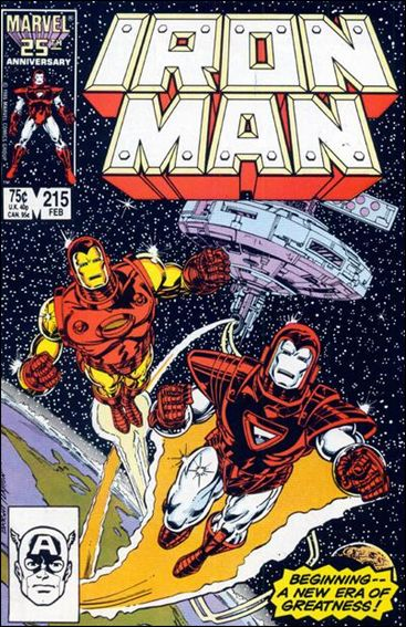 Iron Man (1968) 215-A by Marvel