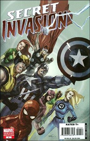 Secret Invasion 1-E