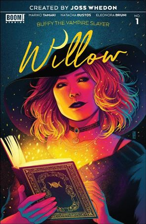 Buffy the Vampire Slayer: Willow (2020) 1-A