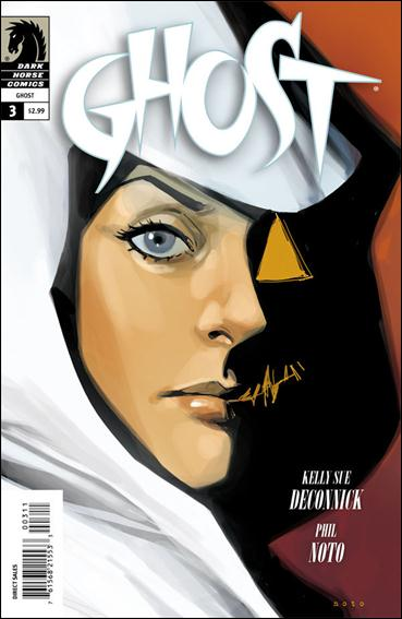 Ghost (2012) 3-A by Dark Horse