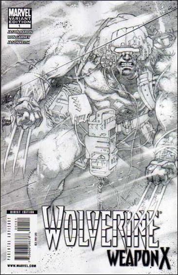 Wolverine: Weapon X 1-E by Marvel