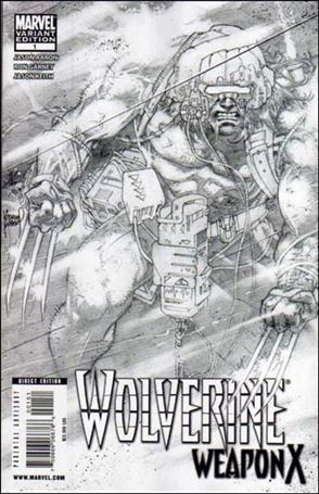 Wolverine: Weapon X 1-E