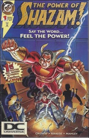 Power of Shazam! 1-B by DC