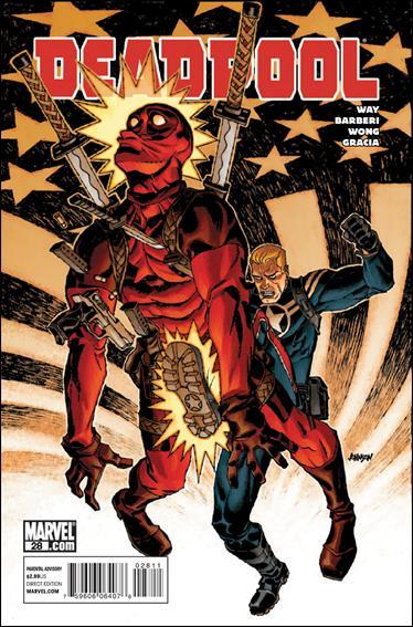 Deadpool (2008) 28-A by Marvel