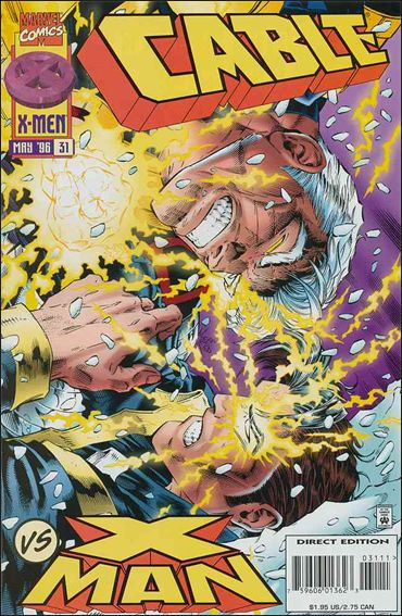 Cable (1993) 31-A by Marvel