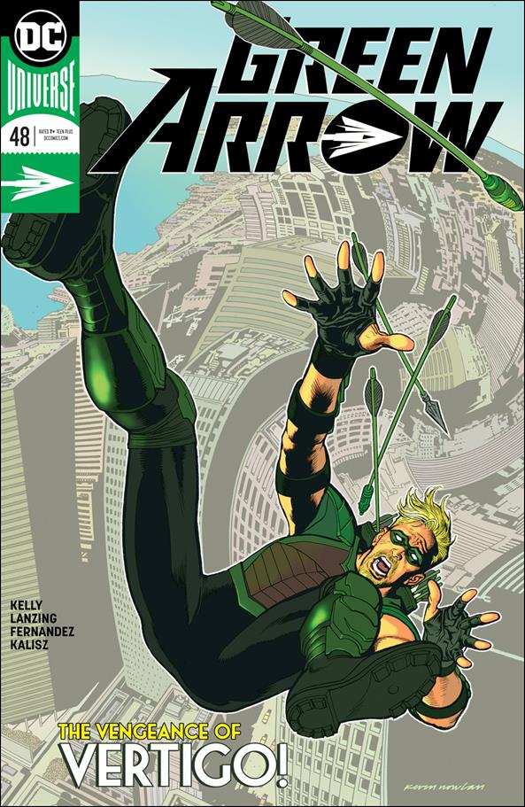Green Arrow (2016) 48-A by DC