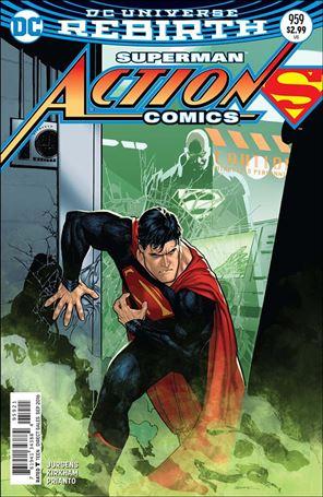 Action Comics (1938) 959-B