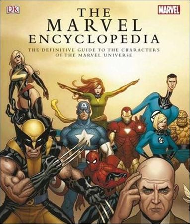 Marvel Encyclopedia nn-A by DK 2011