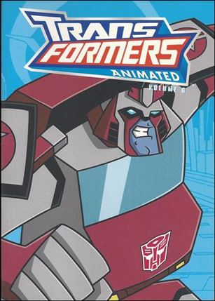 Transformers Animated 6-A