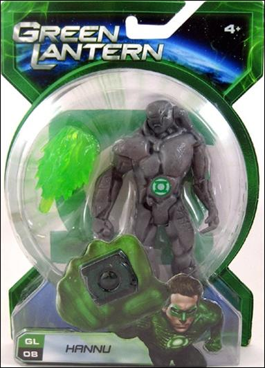 Green Lantern (Movie) Hannu by Mattel
