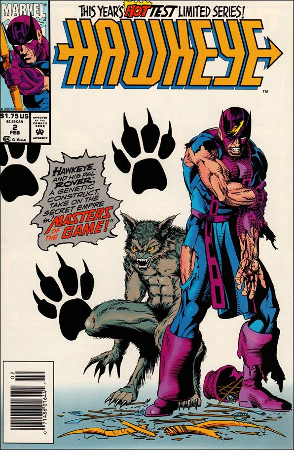 Hawkeye (1994) 2-A by Marvel