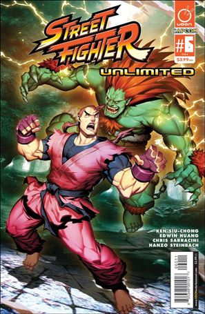 Street Fighter Unlimited 6-A