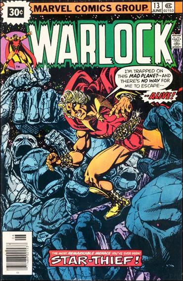 Warlock (1972) 13-B by Marvel