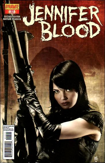 Jennifer Blood 11-A by Dynamite Entertainment