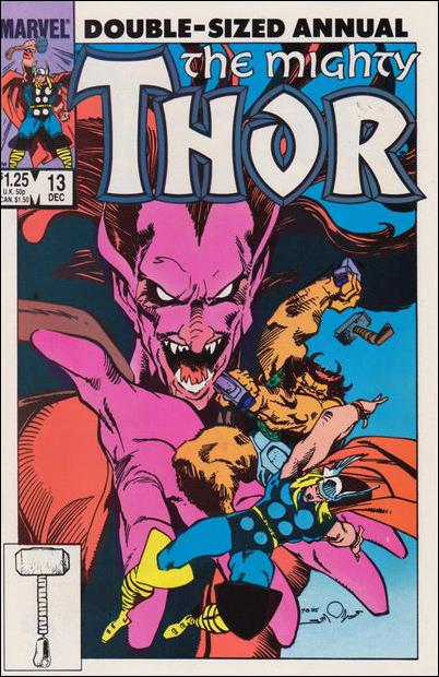 Thor Annual  13-A by Marvel
