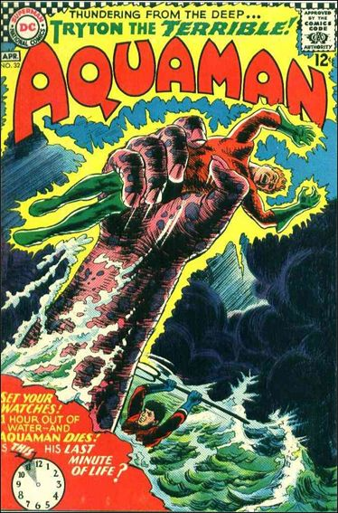 Aquaman (1962) 32-A by DC